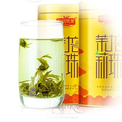 Молі Лун Чжу  («Жасминова перлина дракона»), в подарунковому пакованні, 125 гр