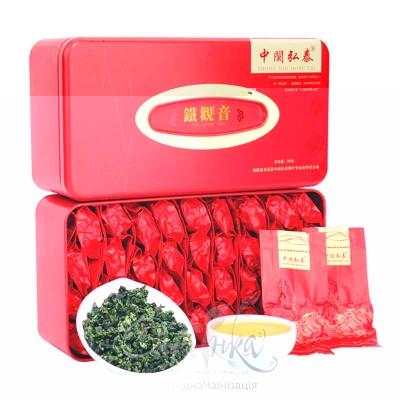 Чай улун ★ Те Гуань Інь Ґаошань, 250 гр (36х7гр)