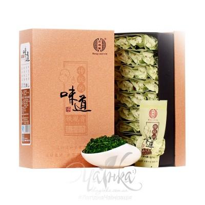 Чай улун Те Гуан Інь в подарунковому пакованні, 250 гр (36х7гр)