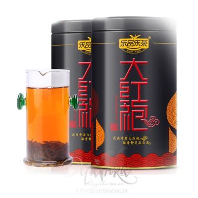 Чай темний улун Да Хун Пао («Великий червоний халат») в подарунковому пакованні, 65 гр