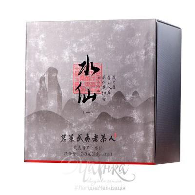 Темний улун ★ Уі Шуй Сянь («Нарцис с гір Уі»), 240 гр