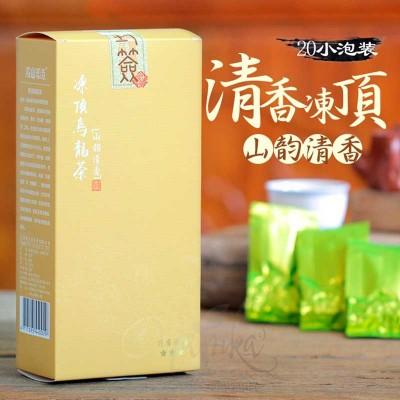 Чай світлий тайваньський улун ★ Дун Дін Цін Юе, 160 г (20х8 г)