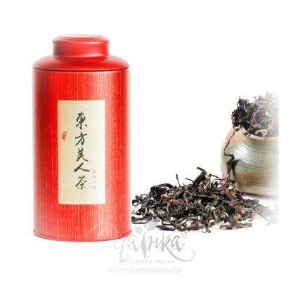 Чай улун ★ Дун Фан Мей Жень («Східна красуня») в подарунковому пакованні, 75 гр