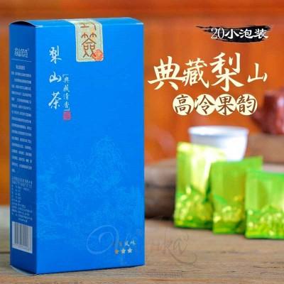 Чай світлий тайваньський улун ★ Лішань, 160 г (20х8 г)