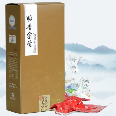 Чай молочний (вершковий) улун розфасований, 160 гр (20х8 гр)