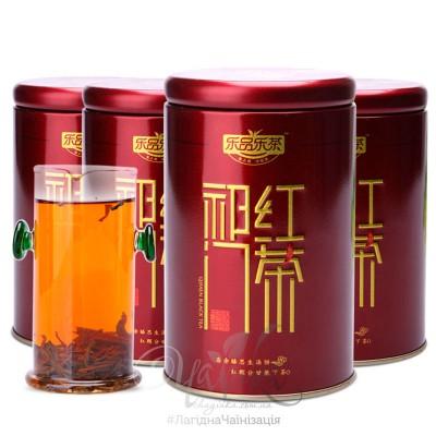 Червоний чай ⚡ Кімун / Цихун BASE* в подарунковому пакованні, 125 гр