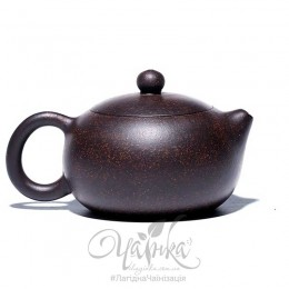 Чайник заварювальний ісінський глиняний, форма Сі Ши, 170 мл